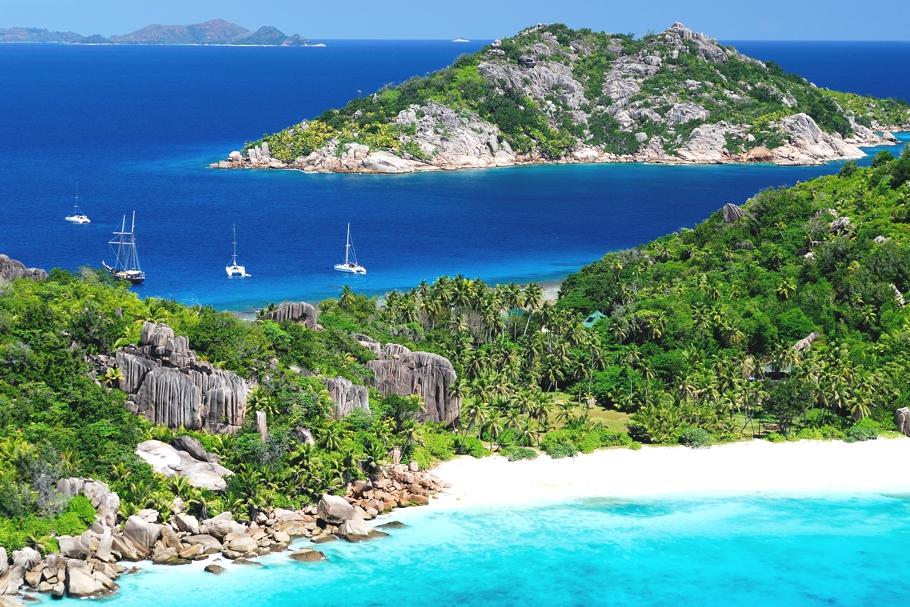 Круизная яхта: Сейшельские острова - фото 1