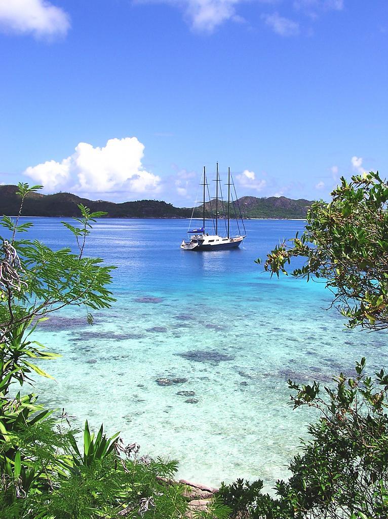 Круизная яхта для путешествия по Сейшельскому архипелагу - фото 2