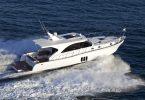 Круизная яхта Hudson Bay 50 sedan cruiser из Австралии