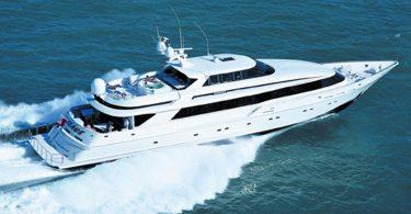 Круизная яхта Mirage Motor Yacht