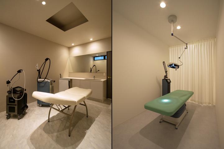 Клиника дерматологии K`S Beauty в Фукуока, Япония
