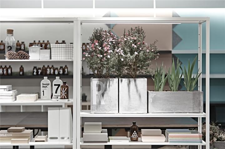 Лаконичный дизайн интерьера офиса в Шанхае. Фото 3