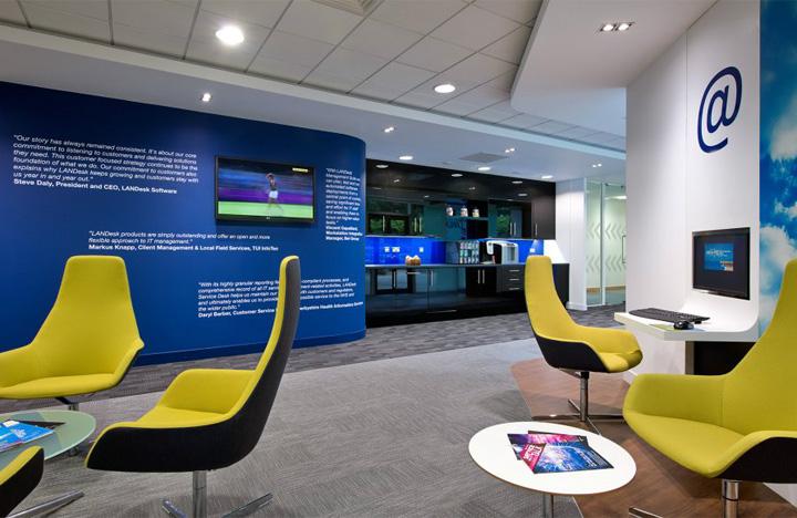 Landesk software for Office room design software