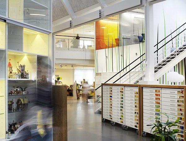 Офис Лего от Rosan Bosch & Rune Fjord, Биллунд, Дания