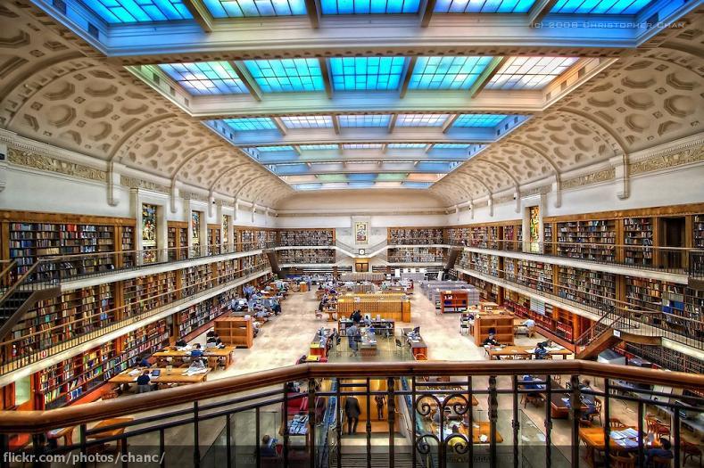 Библиотека Mitchell, Сидней,Австралия
