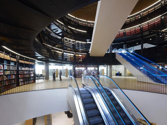 Библиотека в Бирмингеме