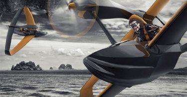 Проект лёгкого одноместного самолёта Fly Nano