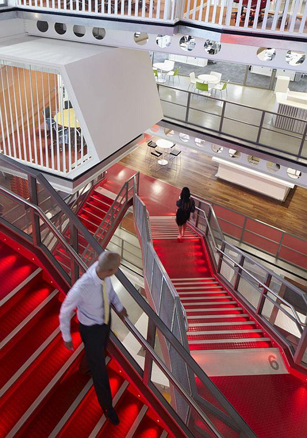 Дизайн офиса Macquarie Group's