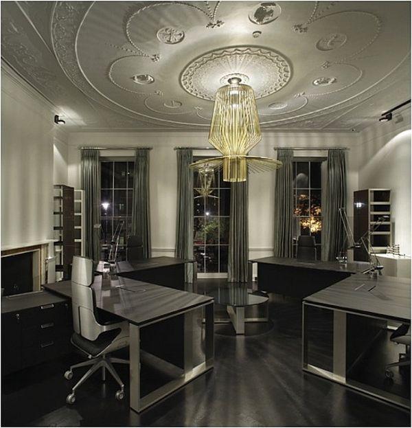 Дизайн лучших офисов: «Манчестер-Сквер»