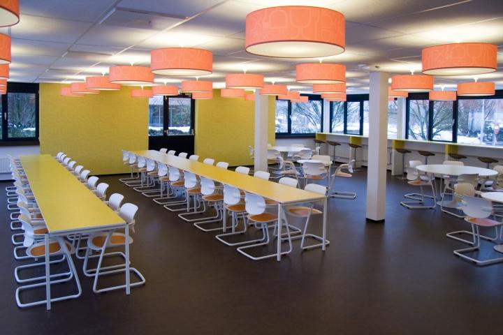 Офисные помещения для MBO Raad от COEN, Нидерланды