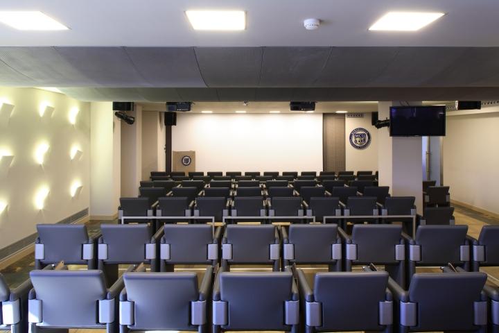 Дизайн интерьера университет