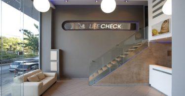 Интерьер диагностического центра Life Check
