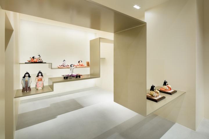 Интерьер галереи в стиле минимализм - фото 1