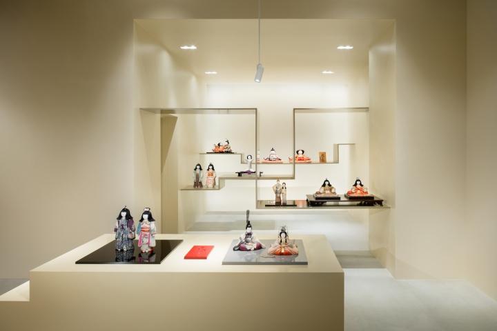 Интерьер галереи в стиле минимализм - фото 2