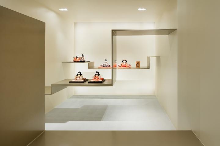 Интерьер галереи в стиле минимализм - фото 3