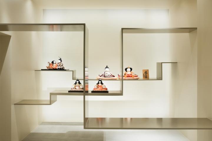 Интерьер галереи в стиле минимализм - фото 4