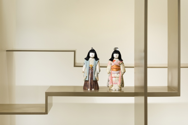 Интерьер галереи в стиле минимализм - фото 7