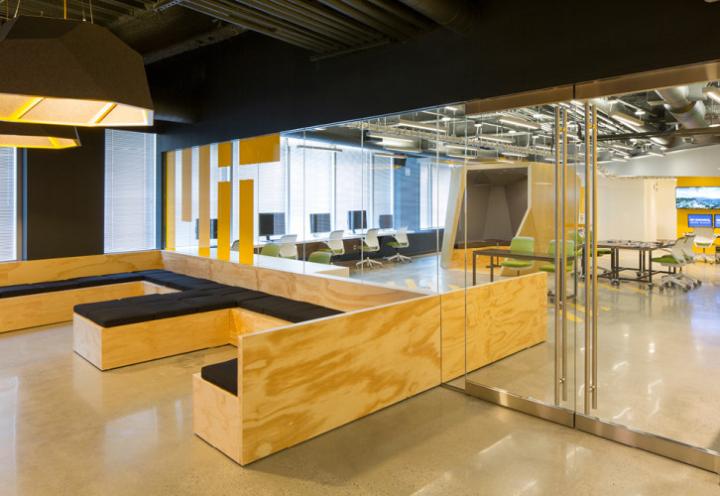 Функциональное пространство для студентов в Кембридже – Массачусетс