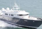 Шикарная моторная яхта Ermis2 от знаменитых братьев Портер