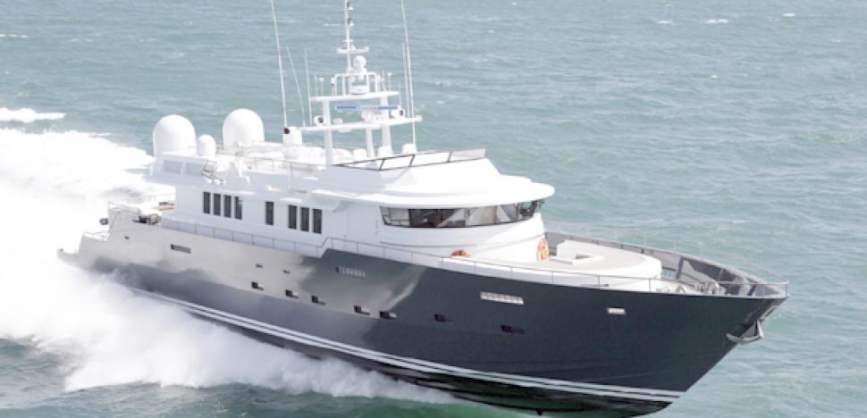 Моторная яхта Ermis2 – лучшее судно в своем классе