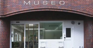 Студия парикмахерского искусства MUSEO в Осаке