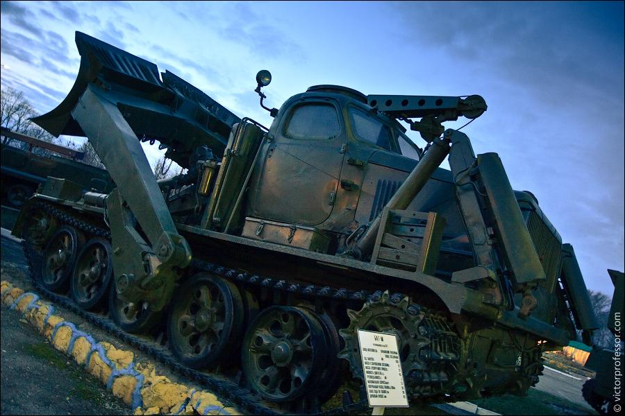 Музей военной техники фото БАЗ-69531