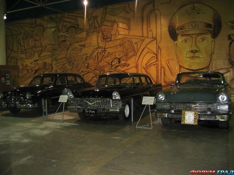 Музей военной техники: фото экспозиции