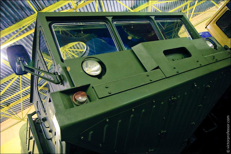 Музей военной техники фото БАТ-М