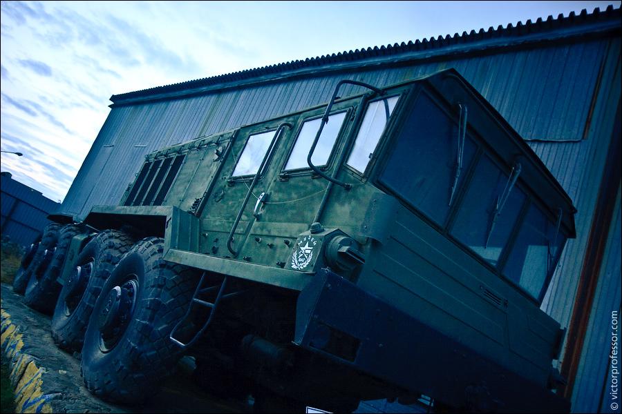 Музей военной техники фото ЛуАЗ-967М