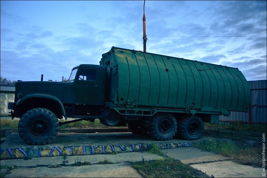 Музей военной техники фото ПМП