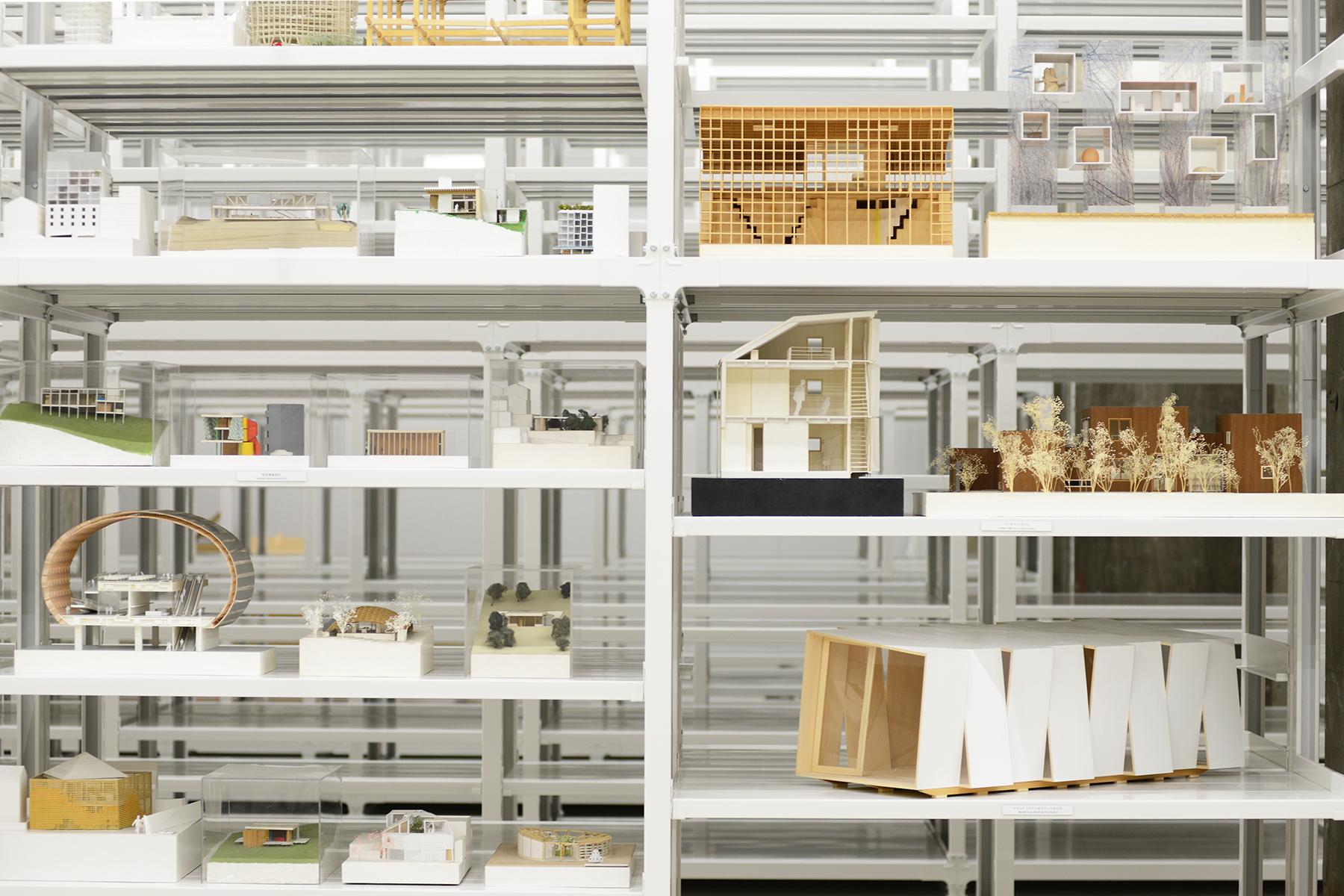 Музей моделей архитектуры: технологии и восточная философия