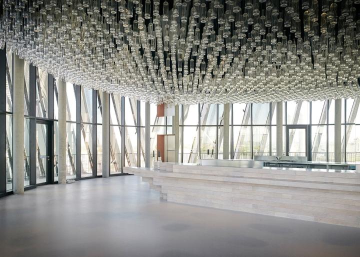 Музей вина со множеством залов