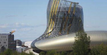 Музей вина со смотровой площадкой