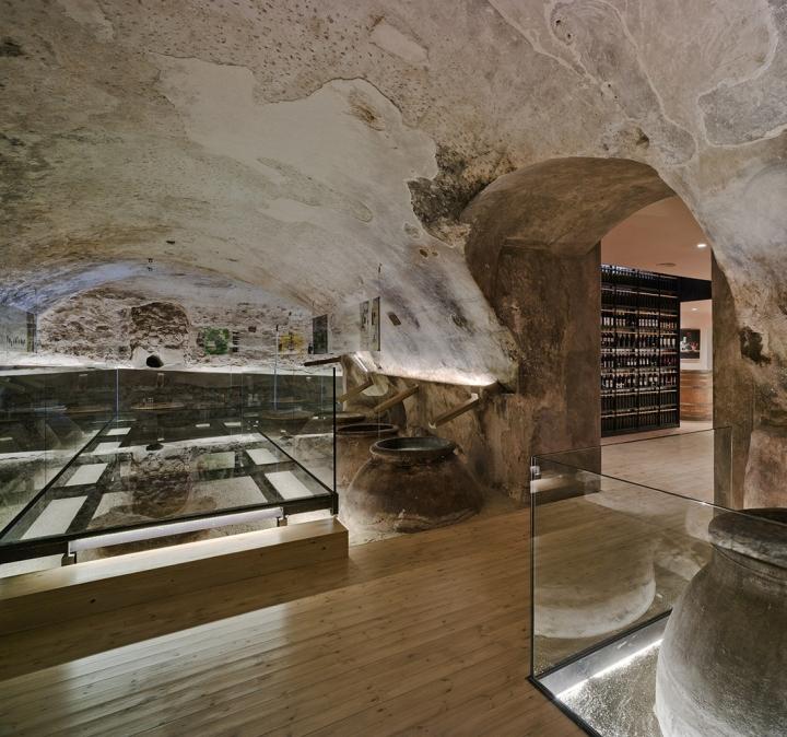 Музей вина в Испании. Фото 11