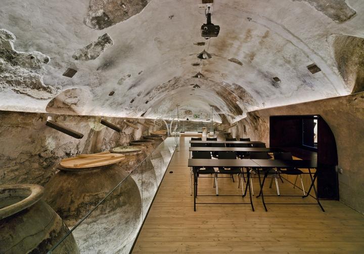 Музей вина в Испании. Фото 13