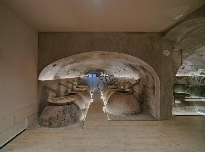 Музей вина в Испании. Фото 6