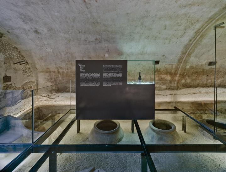 Музей вина в Испании. Фото 7
