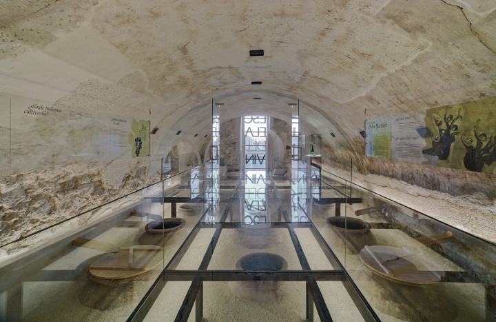 Музей вина в Испании. Фото 8
