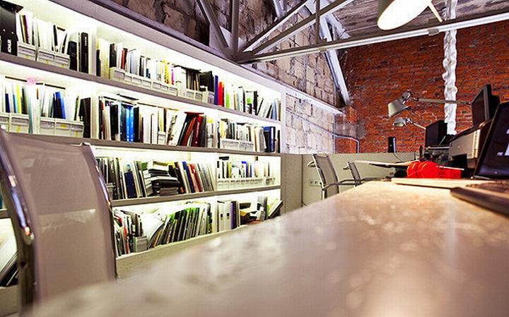 Офисс Nefa Research в Москве