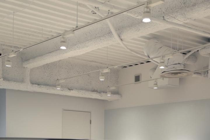 Потолок штаб-квартиры