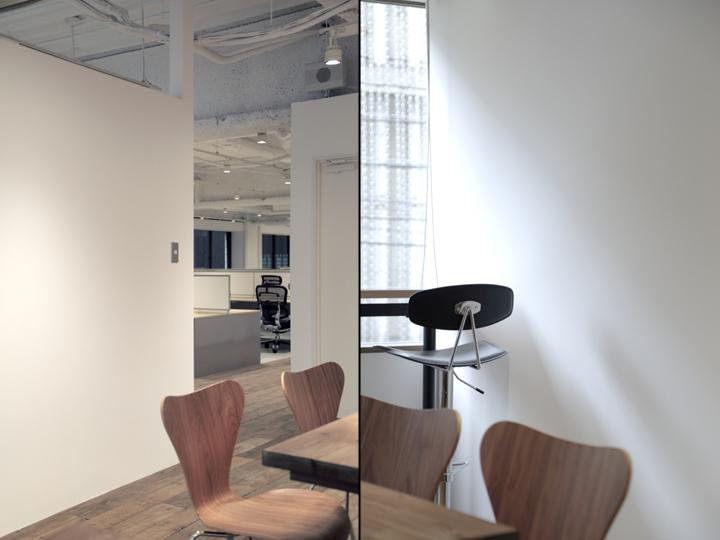 Дизайнерская мебель в штаб-квартире