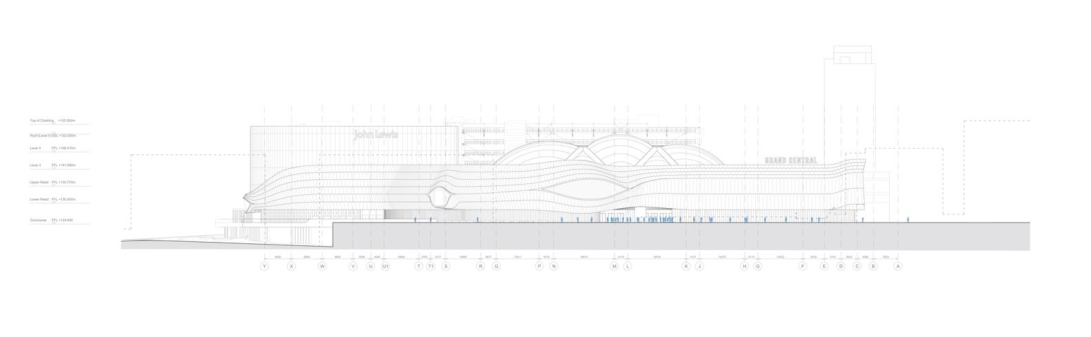 Схема здания вокзала - Фото 3