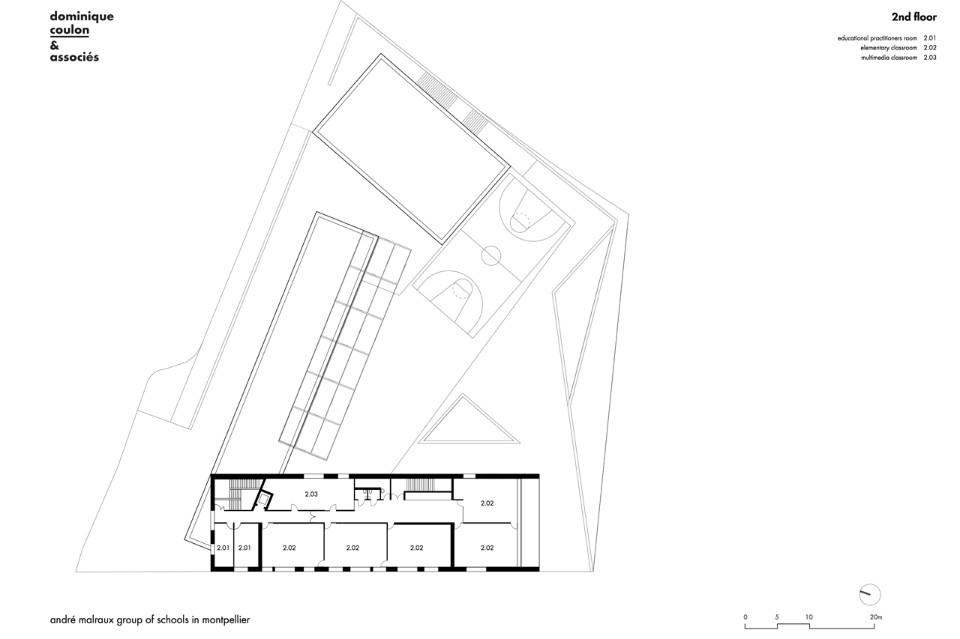 План необычного интерьера школы - Фото 4