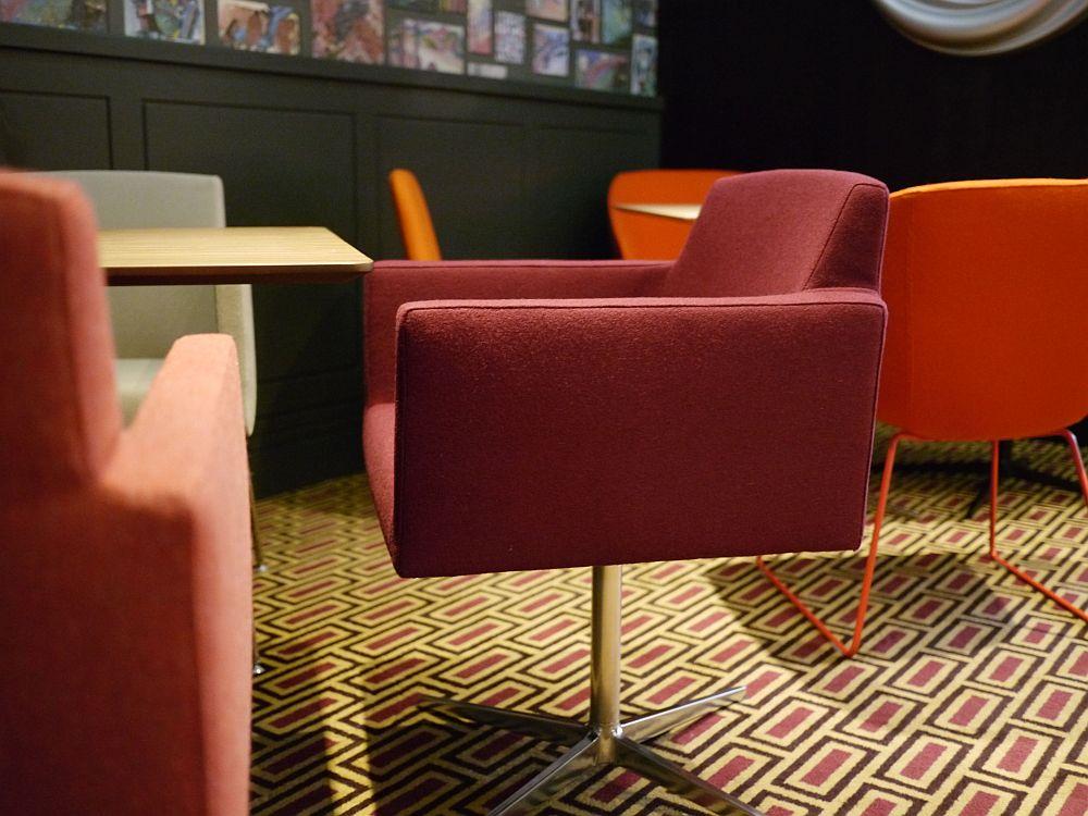 Стулья для офиса, фото модели Hm23. Фото 1