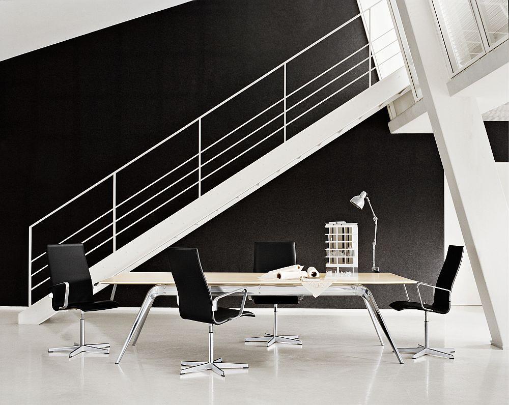 Стулья для офиса, фото модели Oxford