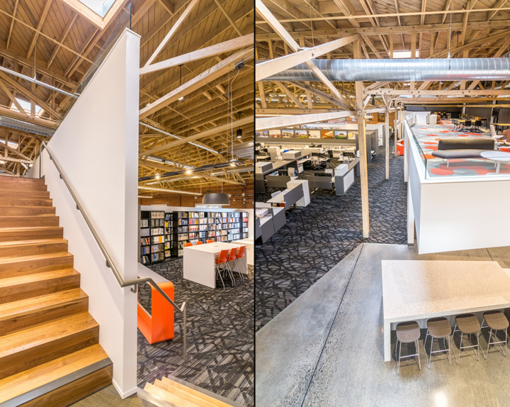 Интерьер и декор офиса: библиотека