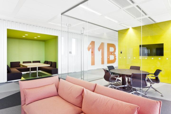 Приятный интерьер и декор офиса