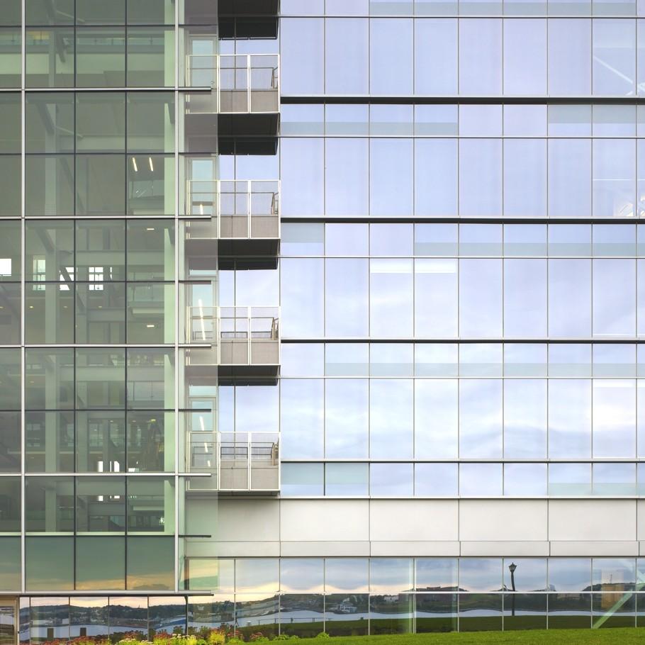 Корпоративная штаб-квартиры Nova Scotia Power в Канаде