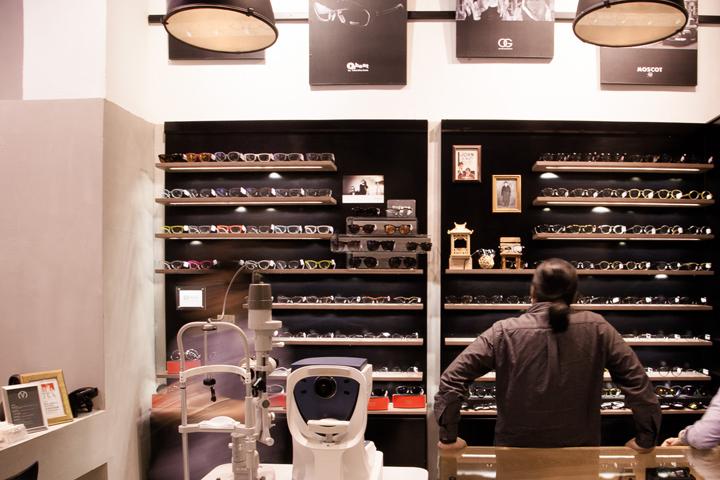 Новый магазин оптики Visual Culture Optical: ассортимент очков