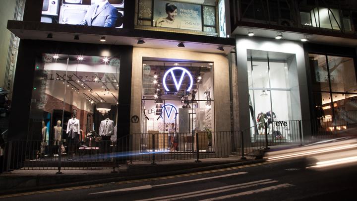 Новый магазин оптики Visual Culture Optical в Гонконге